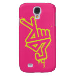 PeaceHand iPhone3 Case Galaxy S4 Case