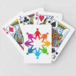 PeaceIconLargeGood.jpg Bicycle Poker Cards