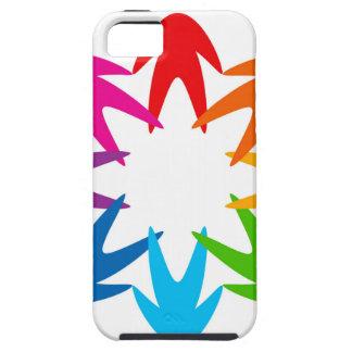 PeaceIconLargeGood.jpg iPhone 5 Cases