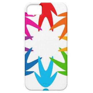 PeaceIconLargeGood.jpg iPhone 5 Cover