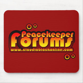 Peacekeeper forums 01 mouse mat