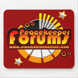 Peacekeeper forums mousepad 02