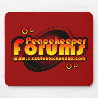 Peacekeeper forums mousepad 03