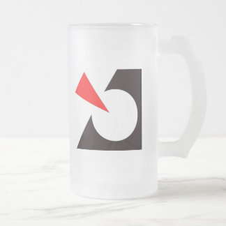 Peacekeeper Frosted Mug