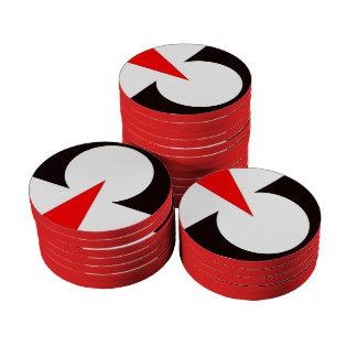 Peacekeeper Poker Chips
