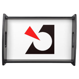 Peacekeeper Serving Tray