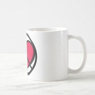 PeaceLove Coffee Mug
