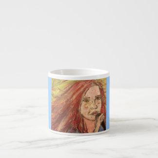 PeaceLove Rocker Girl Espresso Cup