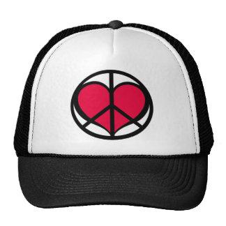 PeaceLove Trucker Hat