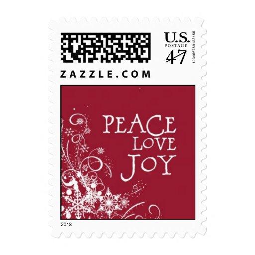 peacelovejoy postage