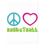 PEACELOVEsymbols-basketball. Postal