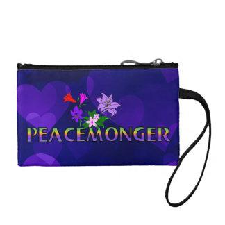 Peacemonger Coin Wallet