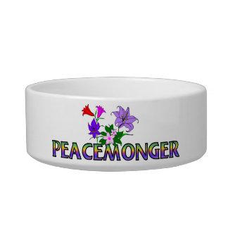 Peacemonger Comedero Para Mascota