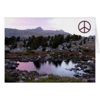 Peacenik Card