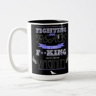 Peacenik Mug