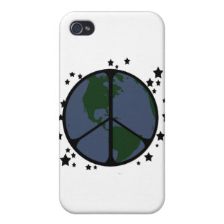 peaceonearth covers for iPhone 4