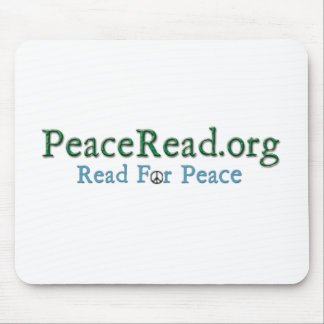 PeaceRead.Org Mouse Pad