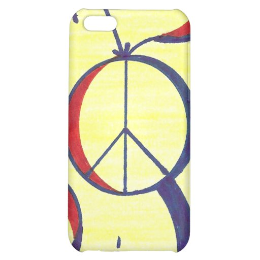 PeaceTech Cover For iPhone 5C