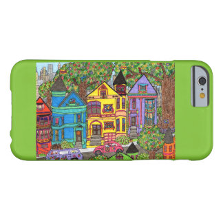 Peacetown Funda Barely There iPhone 6