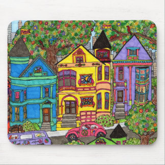 Peacetown Mouse Pad