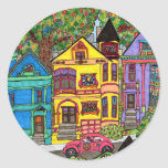 Peacetown Stickers