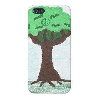 PeaceTree Cover For iPhone SE/5/5s