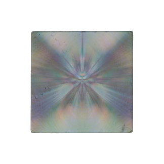 Peacful Convergence Stone Magnet