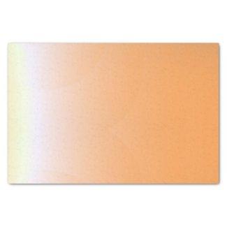 """Peach 10"""" X 15"""" Tissue Paper"""