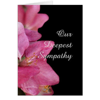 Peach 2213 - customize any occasion card