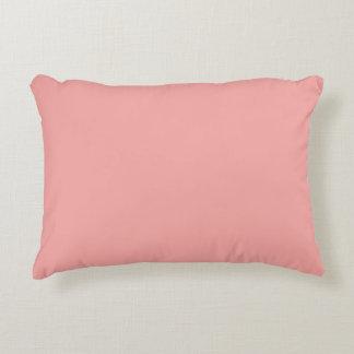 """Peach"" Accent Pillow"