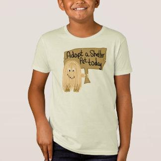 Peach Adopt T-Shirt
