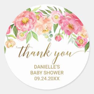 baby shower favor stickers zazzle.html
