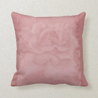 Dusty Rose Pillows - Decorative & Throw Pillows Zazzle