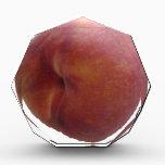 """Peach Award<br><div class=""""desc"""">Peach fruit photo</div>"""