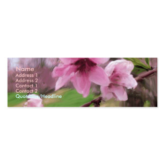 peach_blossoms1 business cards