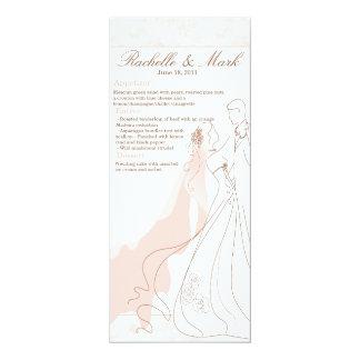 Peach Blossoms Card