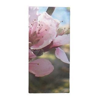 Peach Blossoms Cloth Napkin