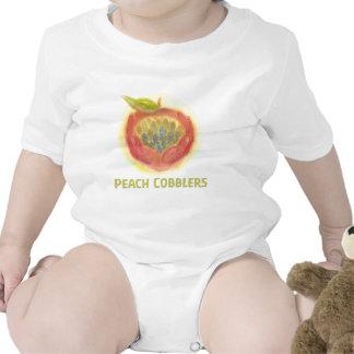 Peach Cobblers Infant Bodysuits