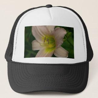Peach Day Lily Trucker Hat