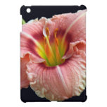 Peach Daylily Case For The iPad Mini