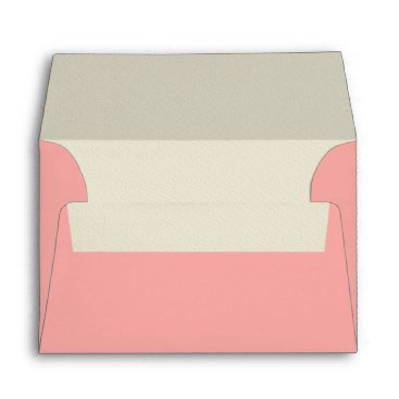 Professional Business Peach Envelope