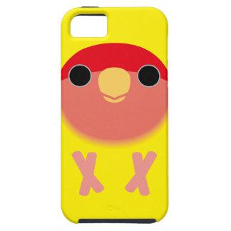 Peach-faced Lovebird (Australian Cinnamon) iPhone 5 Cover