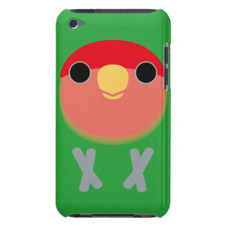 Peach-faced Lovebird Barely There iPod Covers