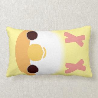 Peach-faced Lovebird (Creamino) Pillows