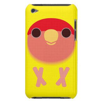Peach-faced Lovebird (Lutino) iPod Case-Mate Case