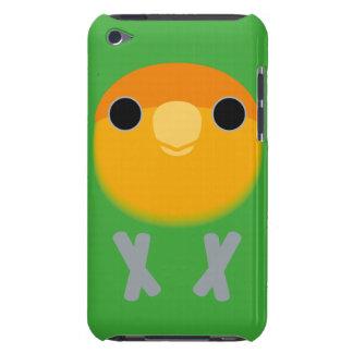 Peach-faced Lovebird (Orange-faced) Case-Mate iPod Touch Case