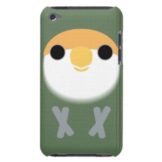 Peach-faced Lovebird (Slate) iPod Case-Mate Cases