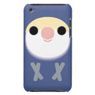 Peach-faced Lovebird (White-faced Violet) Barely There iPod Covers