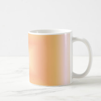 Peach Flare Coffee Mug