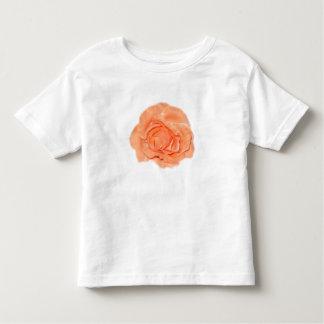Peach Flower Rose T-Shirt